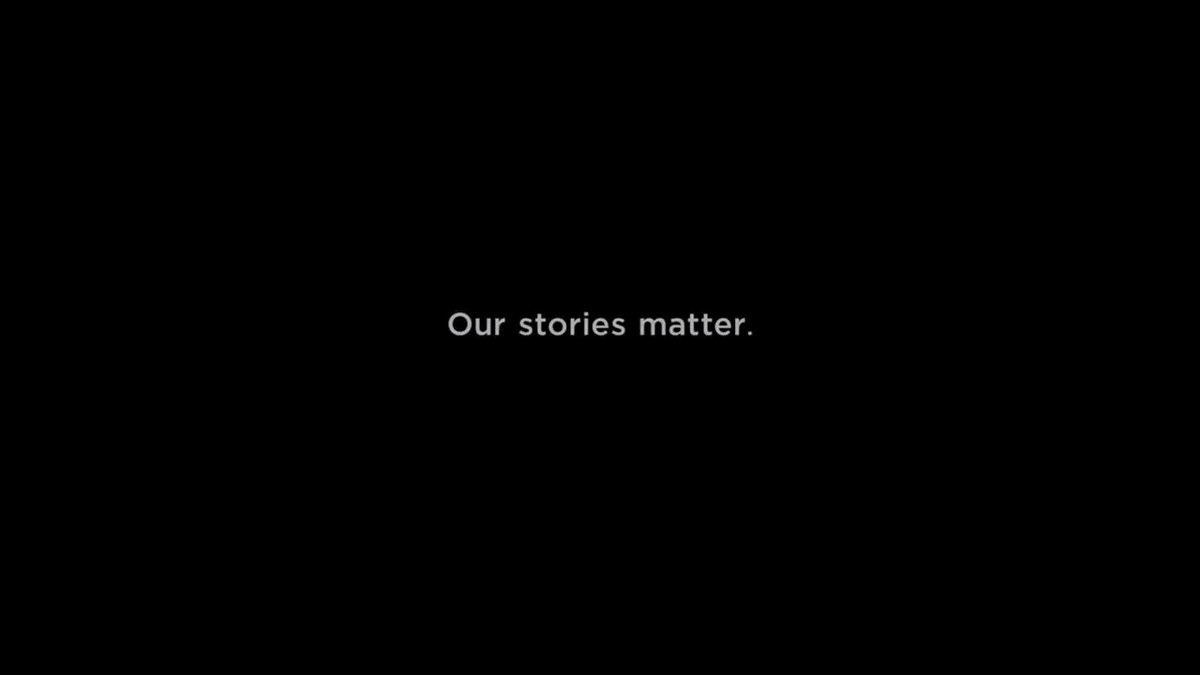 Stories that are vital. Stories that are love. Stories that are ever-changing. And so much more. #OurStories are being told and OWN will continue to tell them ✊🏾