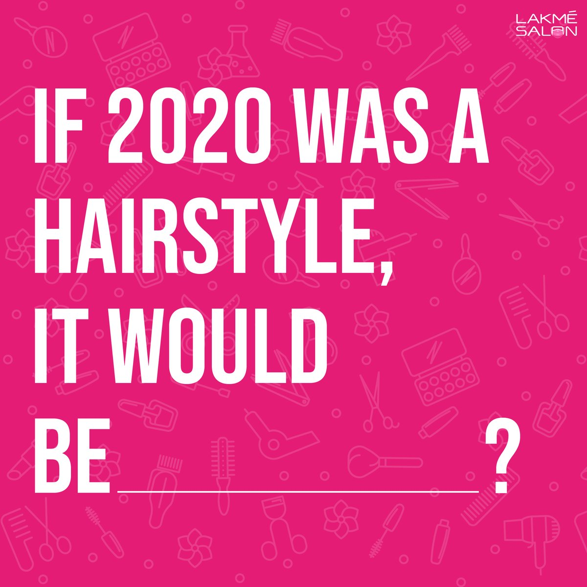 Is it a top knot vibe or a messy bun situation? Tell us your 2020 mood in the comments below 👇 . #2020 #pandemic #hairstlyes #quarantinelife #messyhairs #quarantinefeels #staysafe #hairs #hairstylist #lakmesalon #salon https://t.co/u3Wf2LdJzS