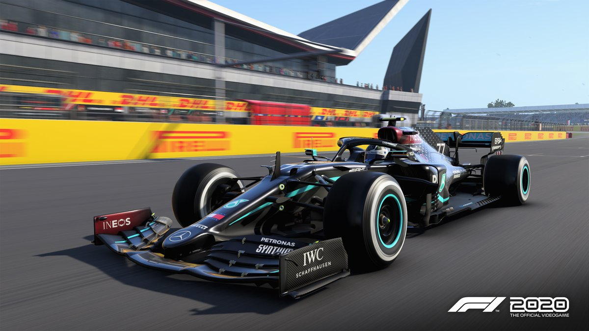 The black W11 is coming to @Formula1game 🖤🥰 Out NOW on PC, and coming to Xbox and PS4 later this week!  Hit that RT button if you can't wait to take it for a drive 👊 https://t.co/iZmOtxDOrX
