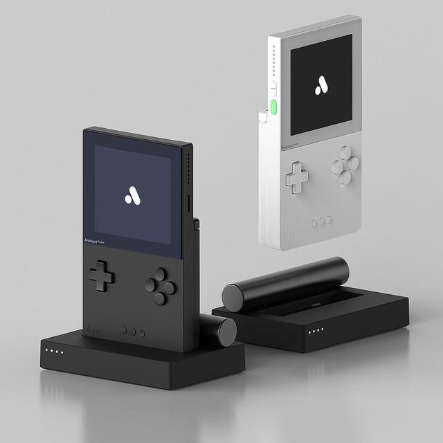 懐かしの携帯ゲーム機ソフトが遊べる、ゲーム互換機が来年発売!