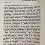 Image for the Tweet beginning: Ce que #Proust écrivait il