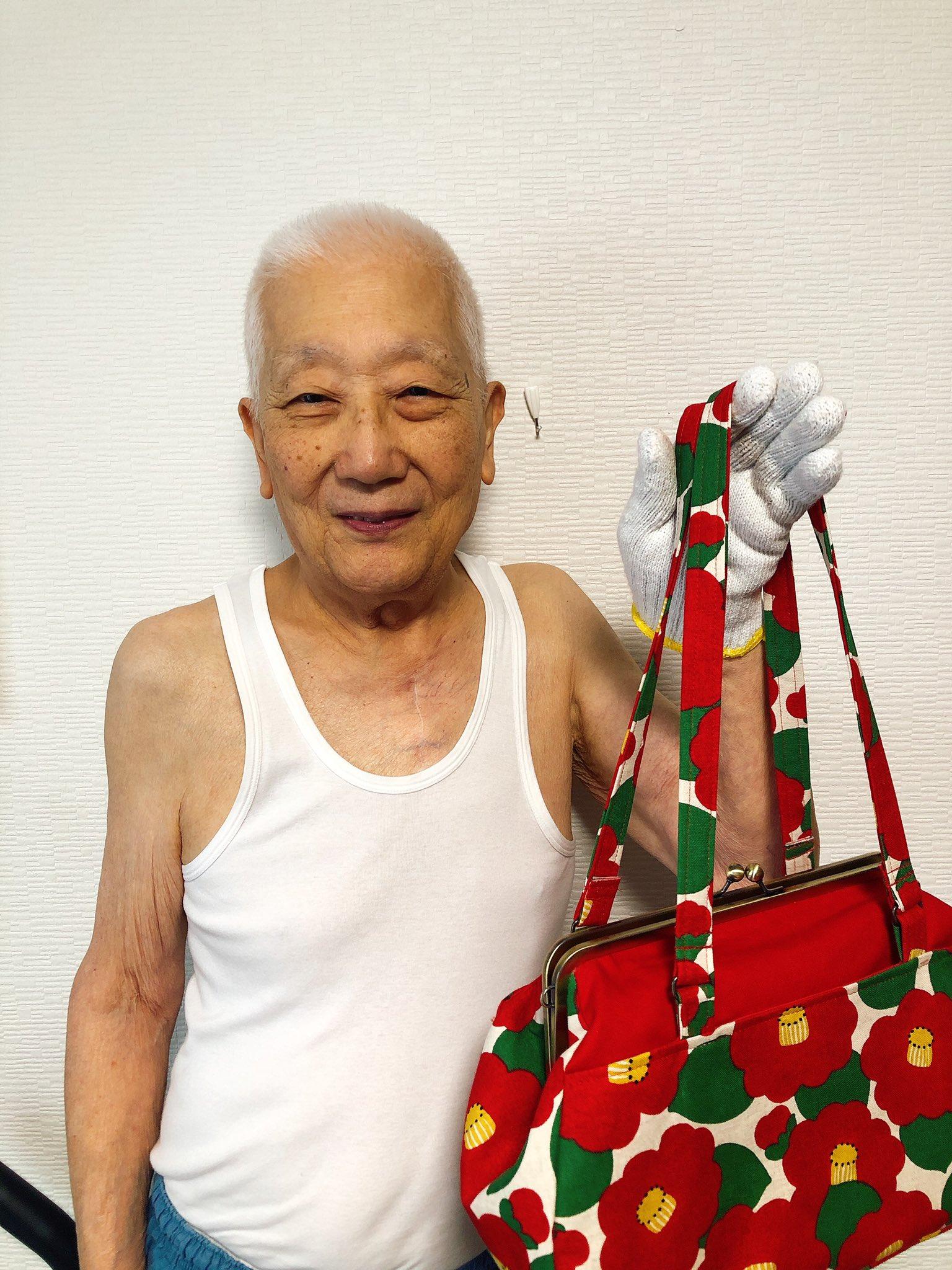 「minneで販売中」83歳で裁縫デビュー・人気のがま口職人さん!