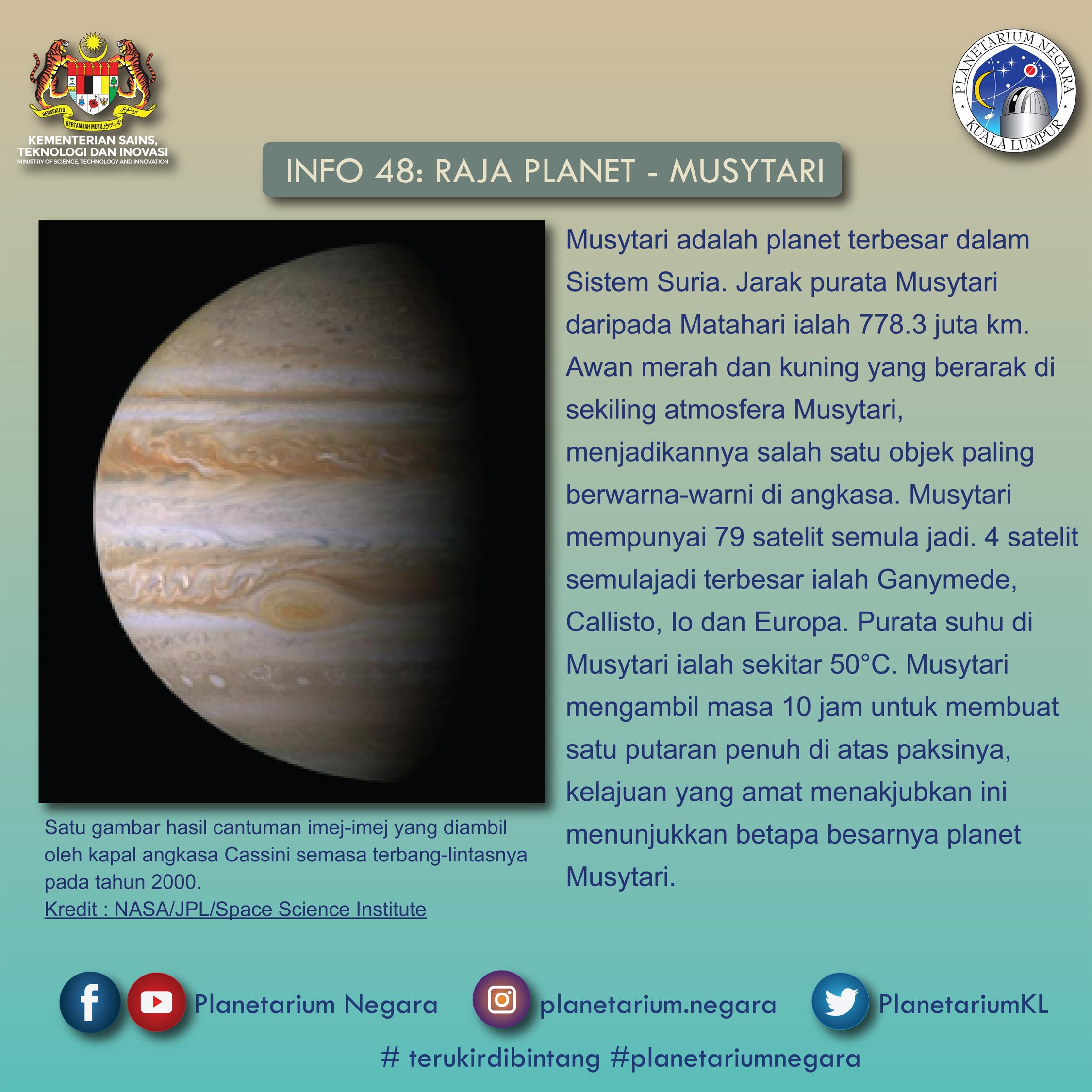 PlanetariumNegara on Twitter