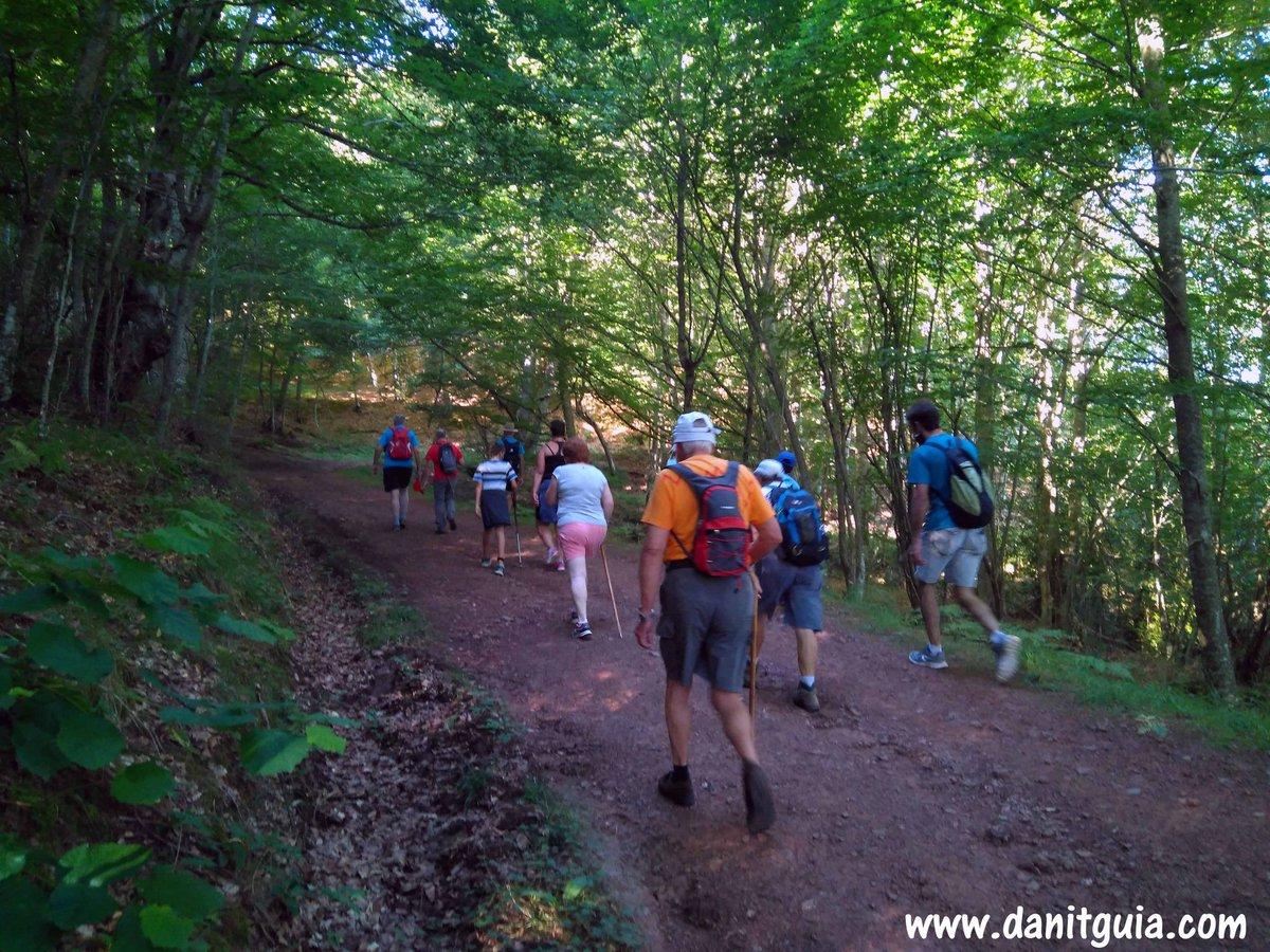 En la ruta guiada del domingo pasado buscamos la sombra entre #zorraquin  y #valgañon  https://t.co/HvxRs7Lvr8 #valledeloja #Ezcaray @info_ezcaray #naturaleza #bike #montaña #ebikes #guiasdemontaña #mtb #escalada #senderismo #btt #mtbguide #mountainguide  #alquilerdebicicletas https://t.co/pKgYACeiSs