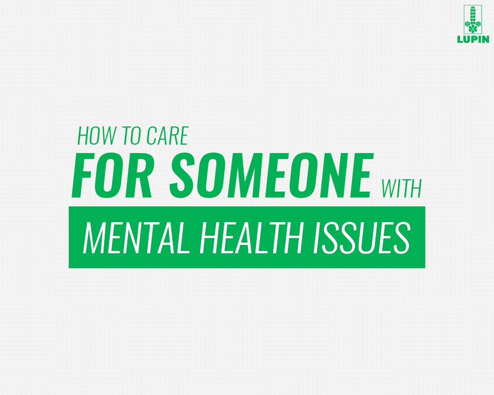 The most important thing to do is to hear someone out and give them a sense of warmth by simply being there for them. Source - mentalhealth.org.uk/publications/s… #MentalHealth #HealthyLiving #LupinIndia