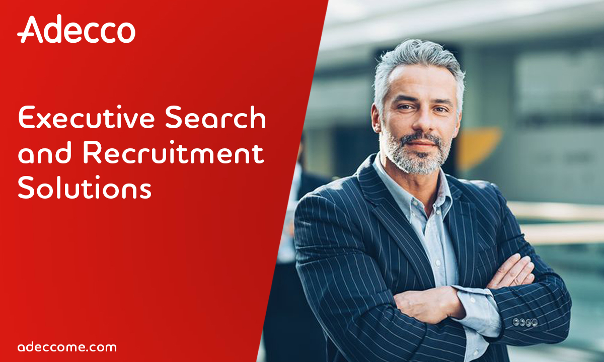 Exceptional leaders have an ability to look into their company's vision and make clear concrete goals. Find the right Board, CEO and Senior- Level Executives with Adecco Executive Search and Recruitment Solutions. Contact us adeccoae.info@adecco.com. #executivesearch https://t.co/XaNcEBChzj