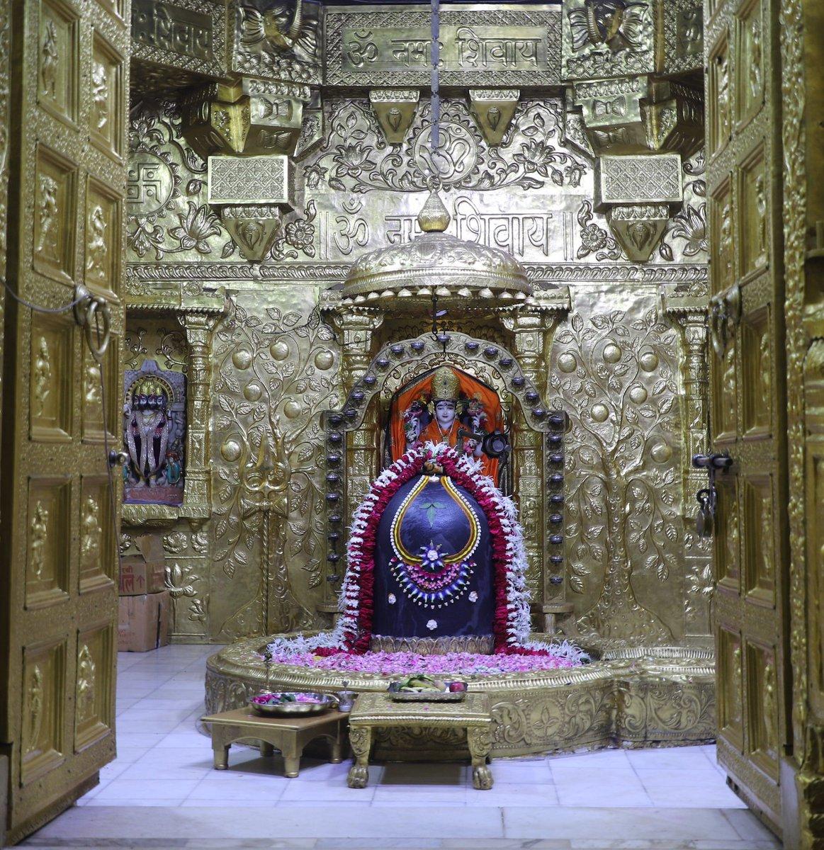 Holy month of Shravan begins in Gujarat