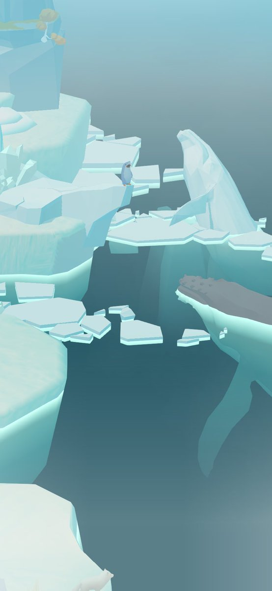 の 島 の 巣 クジラ ペンギン