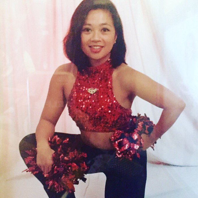 """Watching """"The Last Dance"""" on Netflix. Being a Chicago native, and former Bulls cheerleader, this really"""