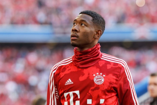 "Bayern & Germany on Twitter: ""During the talks with Rummenigge &  Salihamidžić, Agent Pini Zahavi made it clear that David Alaba is now of  the best centre backs in the world &"