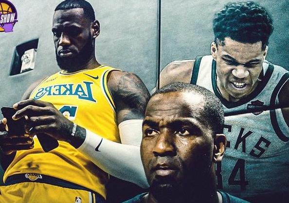 今年例行賽的MVP是字母哥?Perkins反對:詹姆斯的MVP被搶劫了,他本該擁有8個MVP!