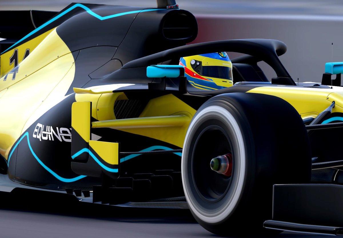 ¿Te gusta el modo MI EQUIPO de F1 2020? 💛 Te ofrecemos 2 formas de disfrutarlo:   ✅ Directos: https://t.co/McMecbszl5 ✅ Videos editados: https://t.co/wV7jmUWGs0   ¡Te esperamos! 📸 @photoracertv  #f1 #f12020 #Formula1 #formula12020 #f1game #f12020game #formula12020game https://t.co/w1Pbz3B0qX