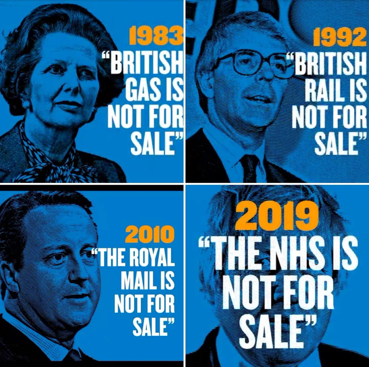 'And the band played on...' cc: .@BorisJohnson #NHSNotForSale #ToryLies