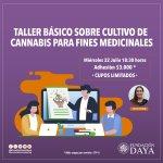 Image for the Tweet beginning: Inscríbete en los Talleres #DayaEduca