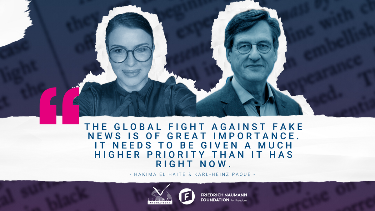 Whether it's 'Bill Gates, Chinese bio-weapons or 5G networks' #disinformation surrounding #COVID permeates societies across the globe  Read the statement by LI President @HakElhaite & LI Deputy President & @FNFreiheit Chair @KH_Paque 👉 https://t.co/u8JmVz5bwW  #FreedomFightsFake https://t.co/NeBvzvC03I