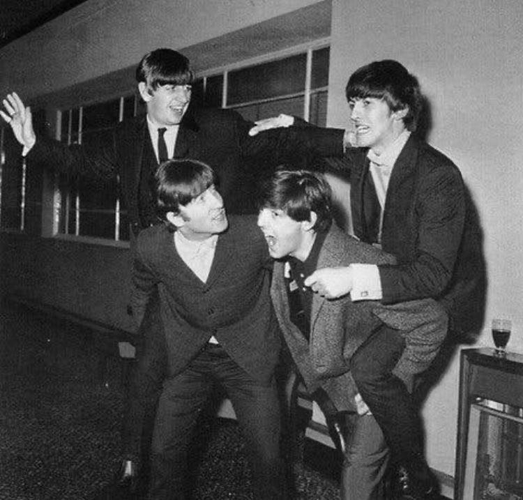 The #Beatles via @savoytrufflee