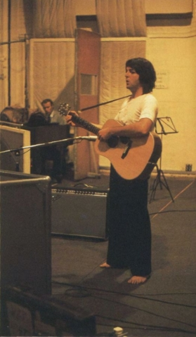 Paul McCartney The #Beatles Abbey Road