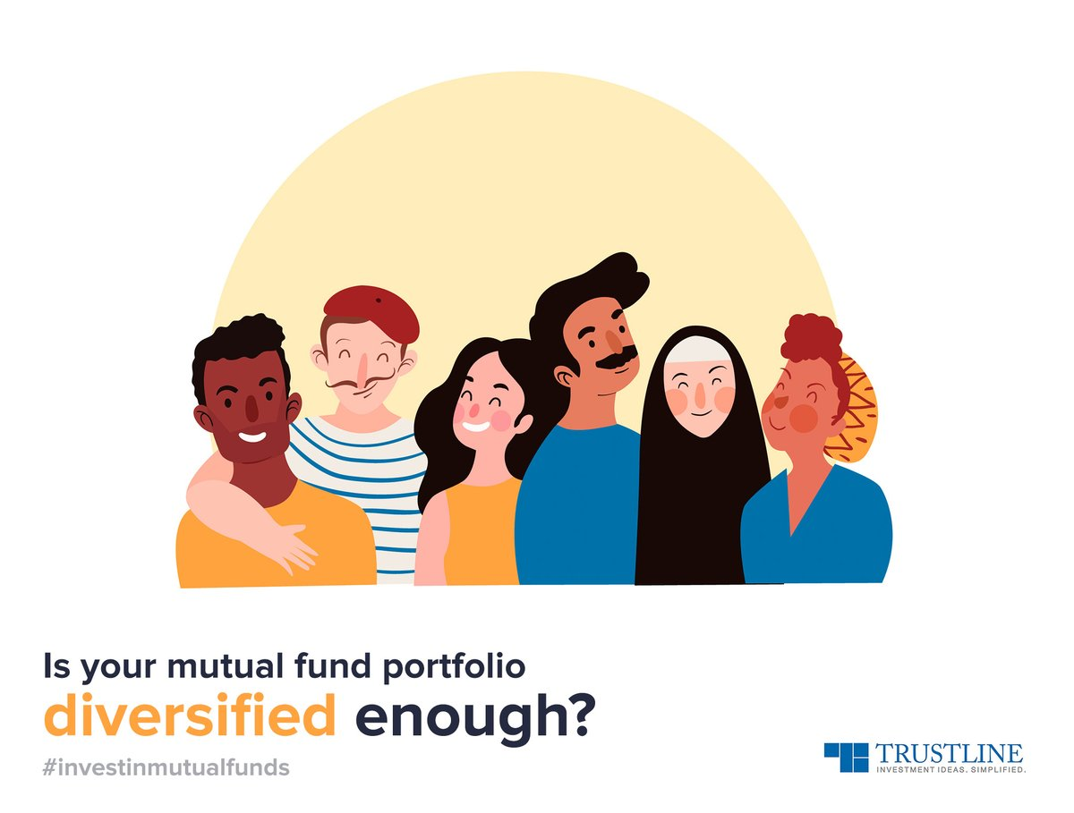Diversification allows you to reduce the risk. It also opens you up for more potential rewards by offering a broader exposure to various stocks and sectors. #investinmutualfund https://t.co/h5QvjDBMch