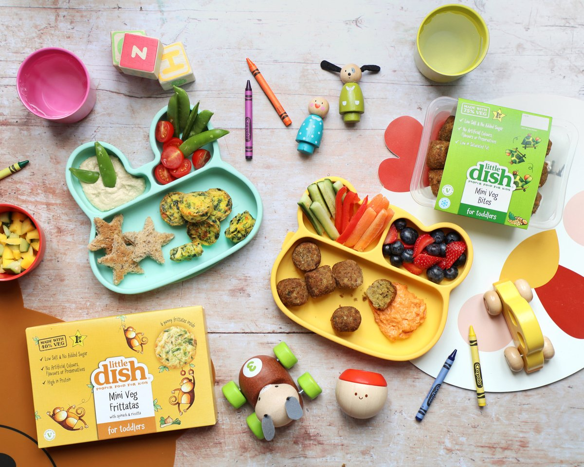 @Little_Dish add two new vegetarian options to their finger food range.  https://t.co/jaCJLHkb8F https://t.co/jkcDFjtUgN