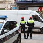 Image for the Tweet beginning: La Policía de Bilbao pone