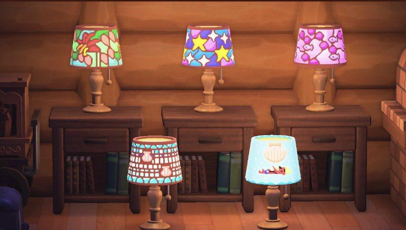 ステンドグラスをお部屋に置きたかったのでマイデザインで作りました😊全部アップしてあります⤴︎ご自由にどうぞ✨🙇♀️上の段の花はユリですw #あつまれどうぶつの森 #あつ森 #マイデザ #マイデザイン #どうぶつの森 #AnimalCrossing #ACNH #NintendoSwitch #ステンドグラス