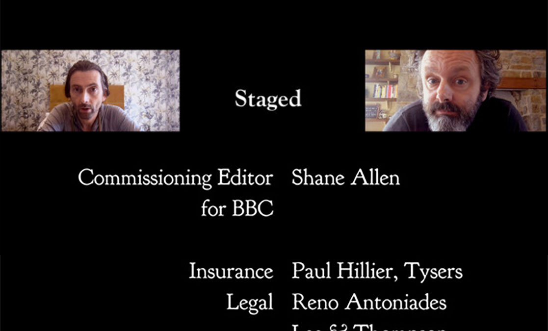 Great to see our very own @paulhillier1978  alongside @PhineasGlynn  and the production team @infinityhill_ in the closing credits of the BBC One's @Staged2020 last night. #tvproduction #filmproduction #entertainment #insurance. https://t.co/xFp17BkKpu