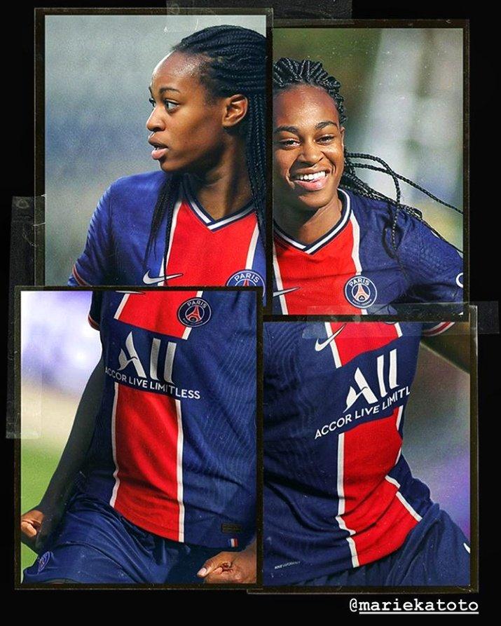 MATCH DAY Tues 21 July 2020 Ladies  Paris FC v. #PSG 8am cdt closed door match  #PSG v. #CelticFC 12pm cdt TV: #beINSPORTSUSA Now on sale 2020/21 home & away jerseys #PSG_Feminines  @PSG_inside #D1Arkema #Ligue1  #PSGCEL https://t.co/ArhfMW5Yq5