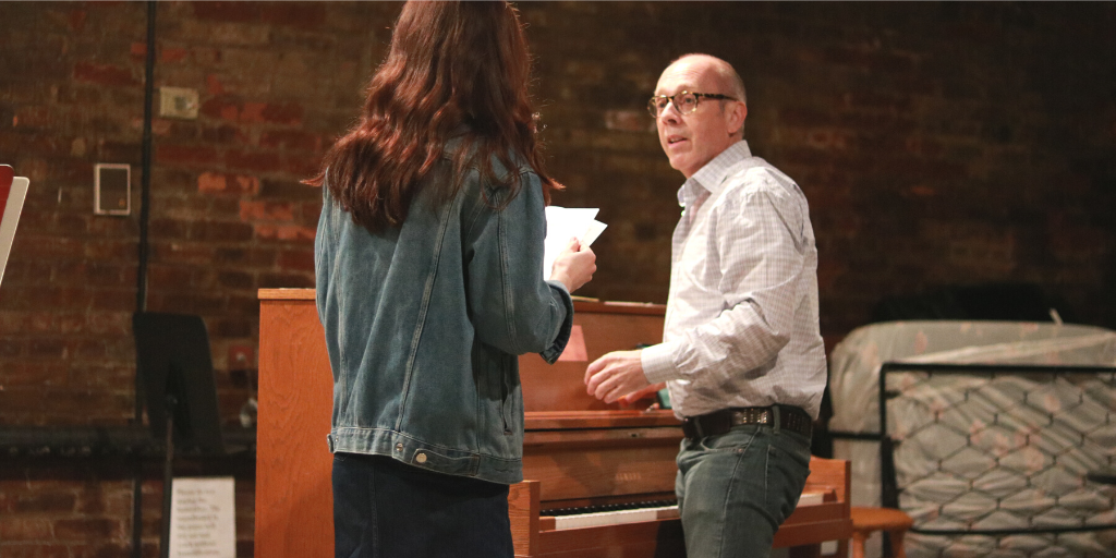 🎶Starting tomorrow: #SingingVoice 1 (5-week class with Musical Director John Bowen) Open to all. Register now: https://t.co/GtWa4LjRDG https://t.co/14Of7vp2cX