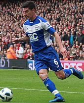 Happy 36th Birthday to former defender Liam Ridgewell from all at the Former Players Association