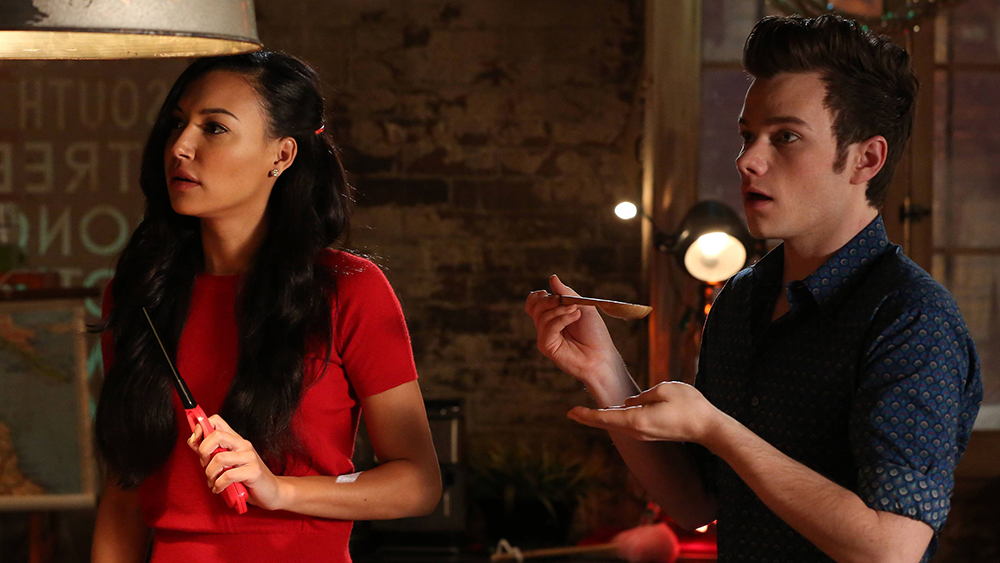 """Naya Rivera remembered by """"Glee"""" co-star Chris Colfer: """"Being in Naya's presence made you feel protected"""""""