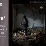 Image for the Tweet beginning: Children in eastern Ukraine are