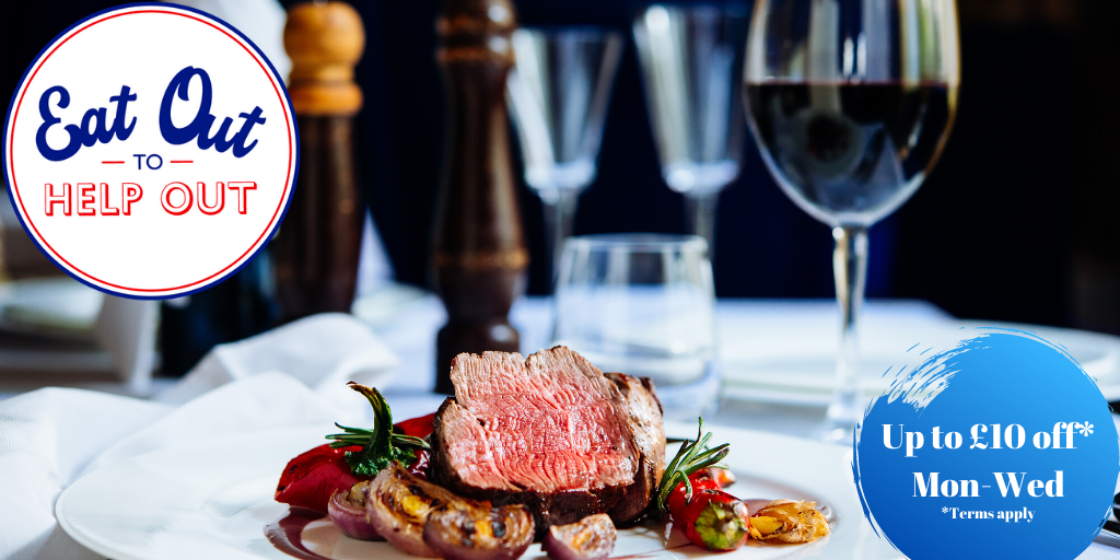 We are part of Eat Out to Help Out Scheme!🍽 Get 50% off your food and non-alcoholic drinks up to a total value of £10 per person if you eat or drink in at The Dower House Hotel, Monday-Wednesday between 3rd-31st August 2020.  Book Now:  https://t.co/UfKH1ZOLqI  #EatOutToHelpOut https://t.co/YJ5nagMaIe