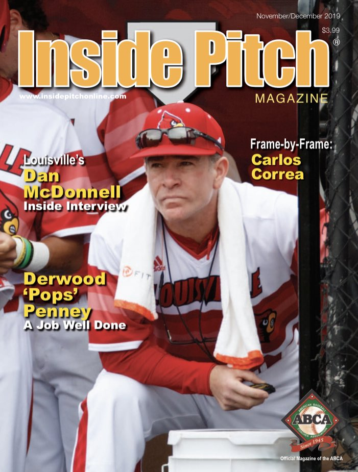 """The coolest thing is we haven't won the national championship. So even though the bar is very high, when these kids show up, they still have a chance to be one of the best teams to ever play here because no team here has won it all… yet."" abca.org/magazine/2019-…"