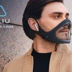 イタリアの「コネクテッドマスク Bluetooth接続マイク付き」斬新!