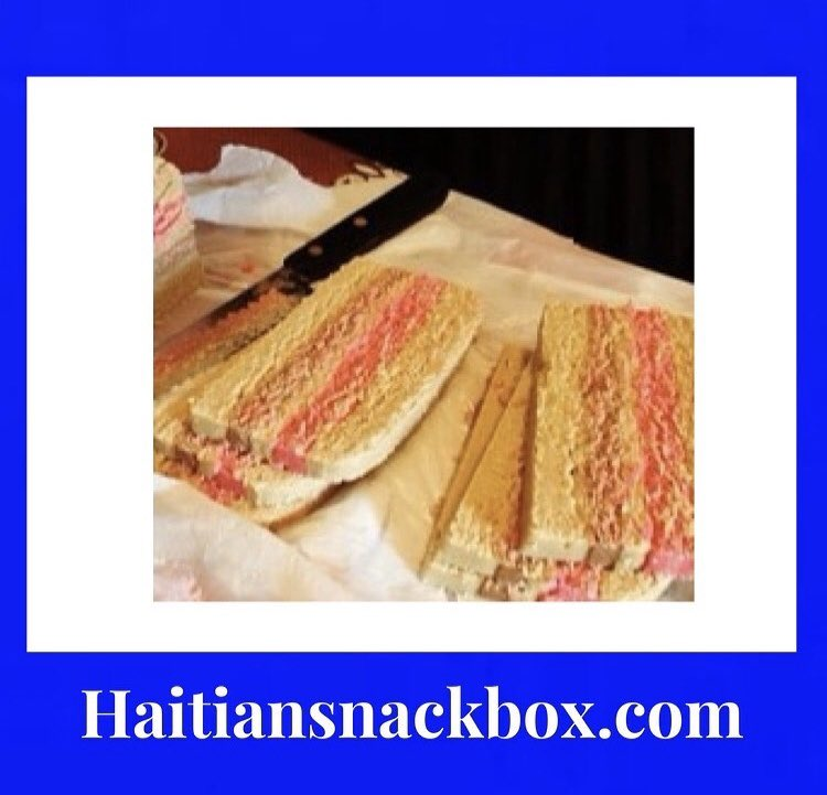 Our dous makos traight from Tigeav is now available on our website #Haitiansnackers #haitian #HaitianSnacksBox #haitianbusinesses #Haitian #haitianheritagemonth #haitianfood  #smallbusiness #smallbusinessowner  #kasav #haitianchokola #haitianfood #HaitianTwitter #HaitianSnacks https://t.co/lE0Sbufkdx