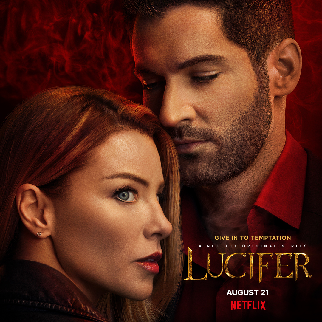 @NetflixMENA's photo on #Lucifer