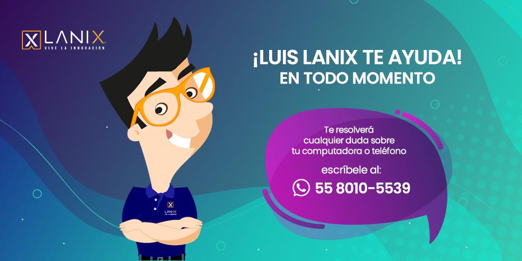 Tienes dudas en que teléfono o equipo de computo te conviene más, pregúntale a nuestro experto en tecnología Luis Lanix sin salir de casa. https://t.co/ESQnbAZ8yS  #30añoscreciendojuntos https://t.co/GbvEVavHo9