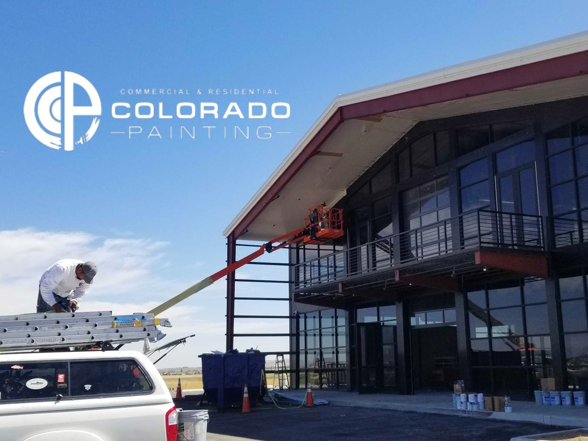 Whether you're trying to tackle a small #paint job, or in need of a large scale paint #renovation for your entire building, we know how to get the job done right! #commercialpainters #paintersofdenver #CCRPpic.twitter.com/hbqnRRuU9k
