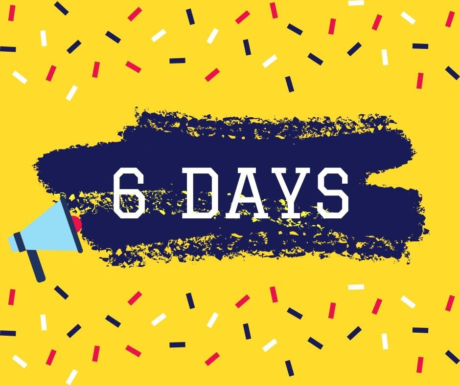 And the countdown continues! Get your pom poms ready, we are 6 days away from ultimate Phoenix fun at College Signing Day 😎 🎉 #rhlife #collegesigningday https://t.co/Dnsb35dmQC