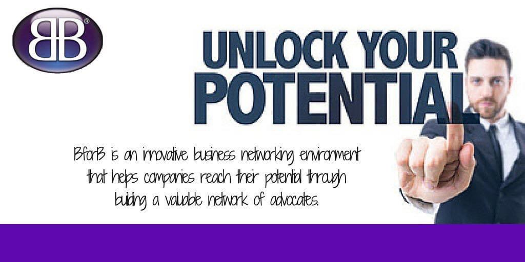 Unlock your potential #bforbhour #networking #BusinessGrowth #InternationalNonbinaryDay pic.twitter.com/vP8pYA7nvV