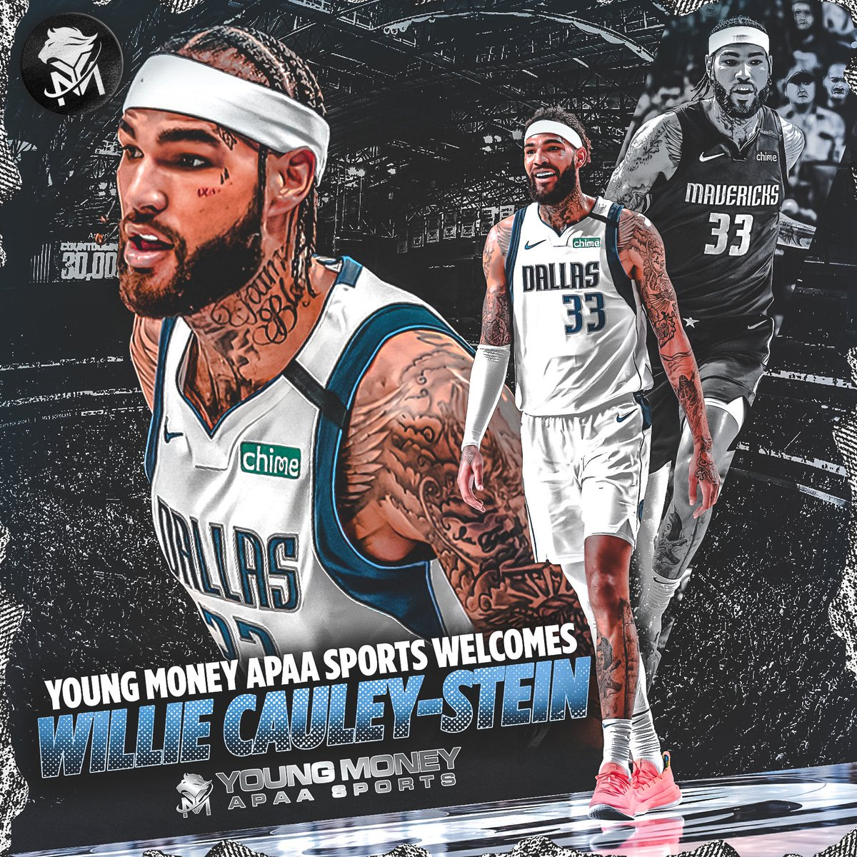 @THEwillieCS15 is officially #YMAPAA family! Let's work 🤙🏾