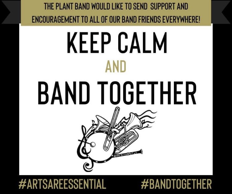 Plant HS Band