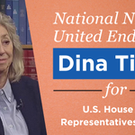 Image for the Tweet beginning: Dina Titus is a champion
