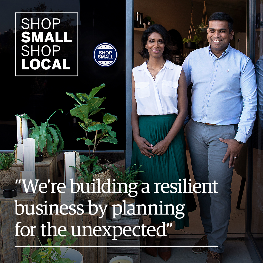 "We're poised to adapt to change by planning for the unexpected and evolving our product offering to meet new demands. While we've certainly been tested, we're motivated by change and challenge."" – Suji & Jeeva @lightandglodesigns #shopsmall https://t.co/Hrpw0FRXPg https://t.co/HrNAT6Wf65"