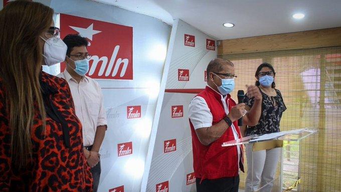 FMLN elige candidatos a diputados del Parlamento y Alcaldías