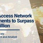 Image for the Tweet beginning: Latest Radio Access Network market