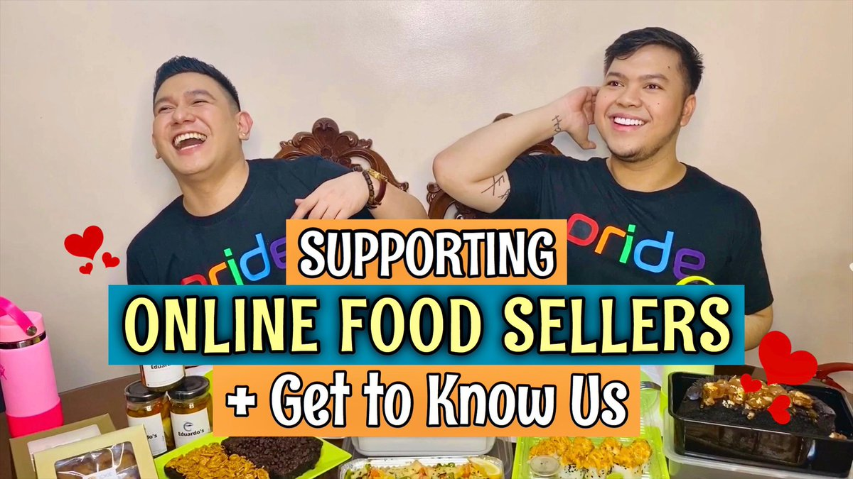 Uploading our first ever vlog tonight at 6PM (Philippine Time). Subscribe and click the notification bell to get notified. ♥️ https://t.co/C6mAODuD8e https://t.co/5d1mHbpMsM
