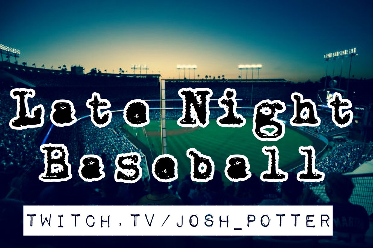 Josh Potter On Twitter Im So Bored Going Live At 10 30pmpst For Some Late Night Baseball If You Re Bored Too Https T Co Lc90zvjhaq Prickly pete eddie kingston #blacklivesmatter bob reinard. twitter