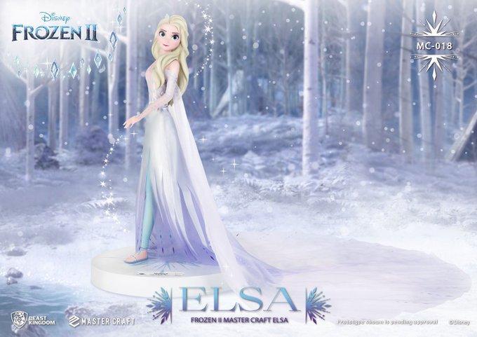 エルサ 氷の精霊
