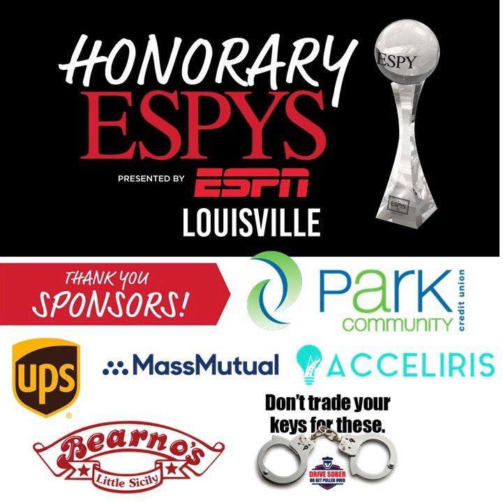 ESPN Louisville ESPYS Finalists are here!   VOTE TODAY!   https://t.co/aHG8szKXfA https://t.co/Qwdg1o3pNe